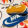 کفش سالنی نایک آبی3