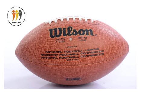 توپ فوتبال آمریکایی1