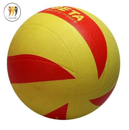 توپ والیبال بتا لاستیکی2