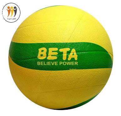 توپ والیبال بتا لاستیکی3