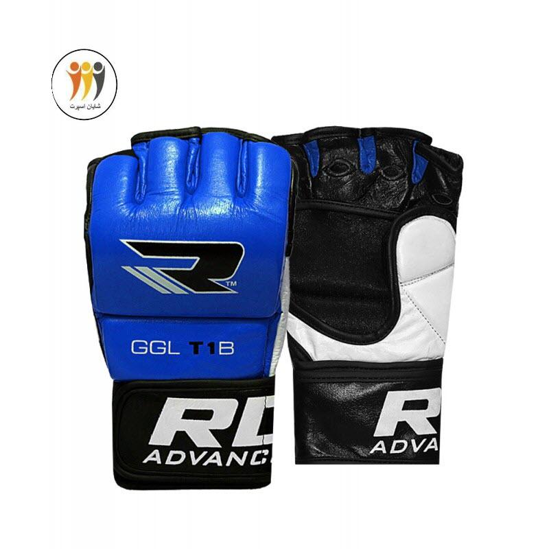 دستکش UFC آبی1