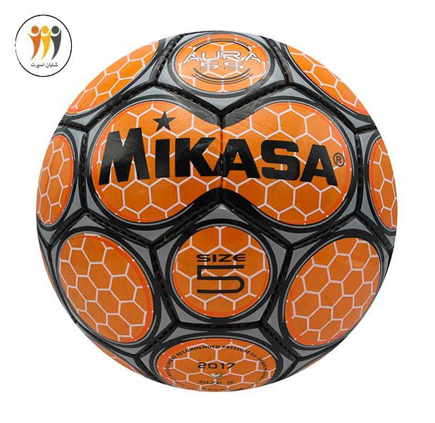 توپ فوتبال میکاسا نارنجی