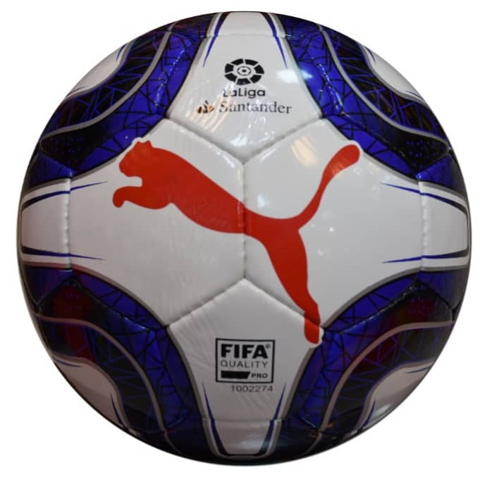 توپ فوتبال پوما آبی