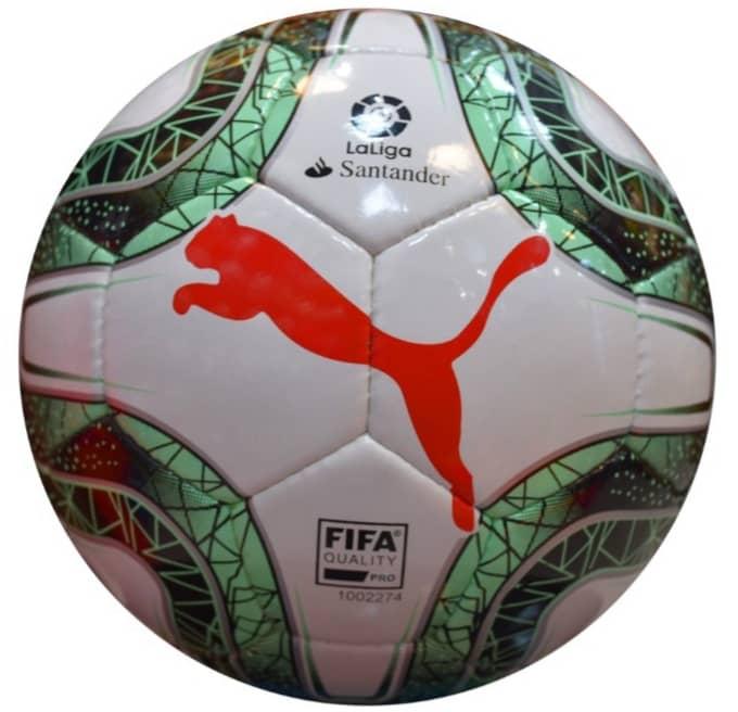 توپ فوتبال پوما سبز