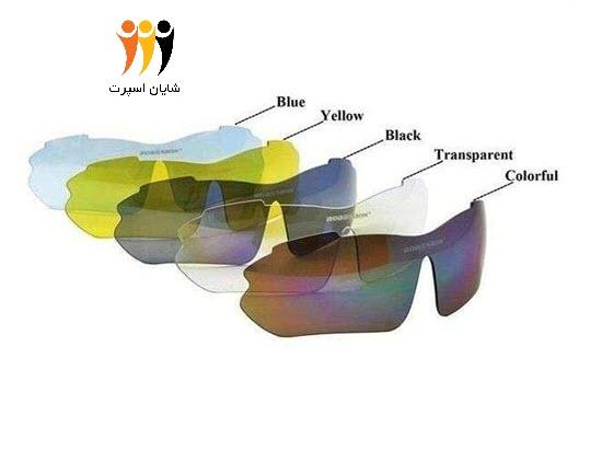 عینک اوکلی پنج لنز4