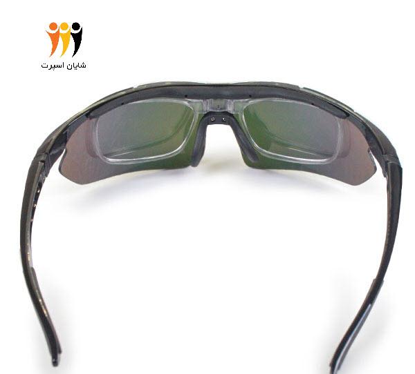 عینک اوکلی پنج لنز2